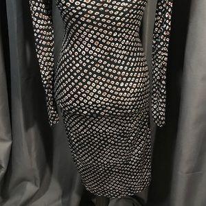 Derek Lam Dresses - Leopard print jersey dress